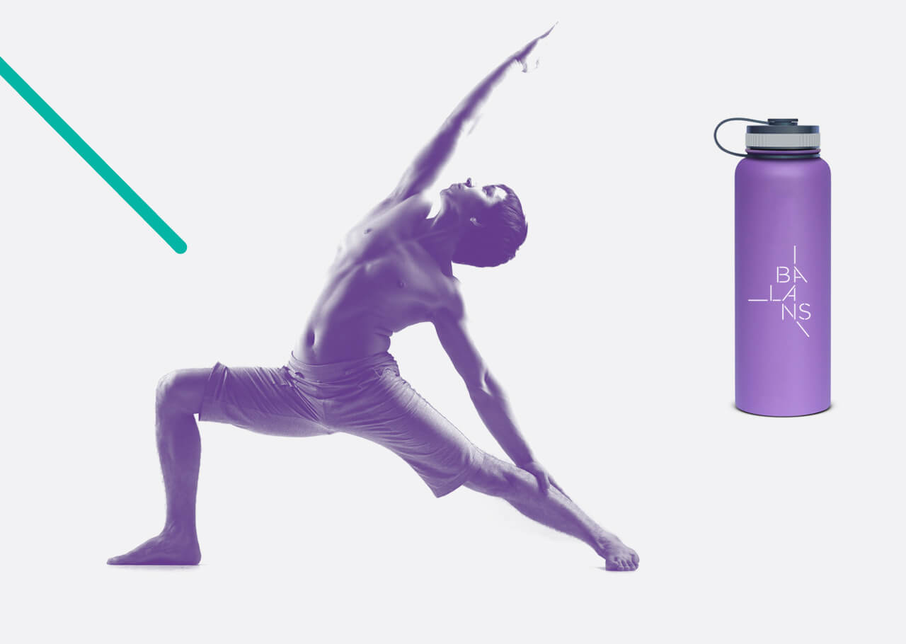 Balans - Pilates studio logo